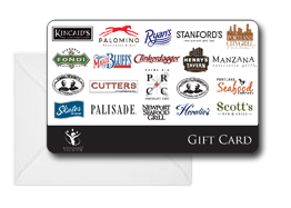 Giftcards - Restaurants Unlimited