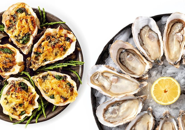 It's National Oyster Day!